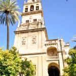 Veža katedrály v Córdobe
