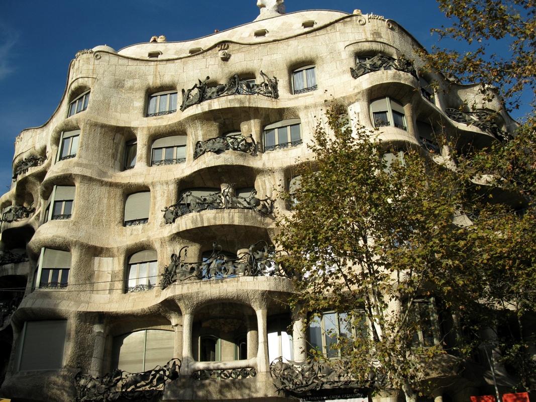 Casa Mila - Gaudí