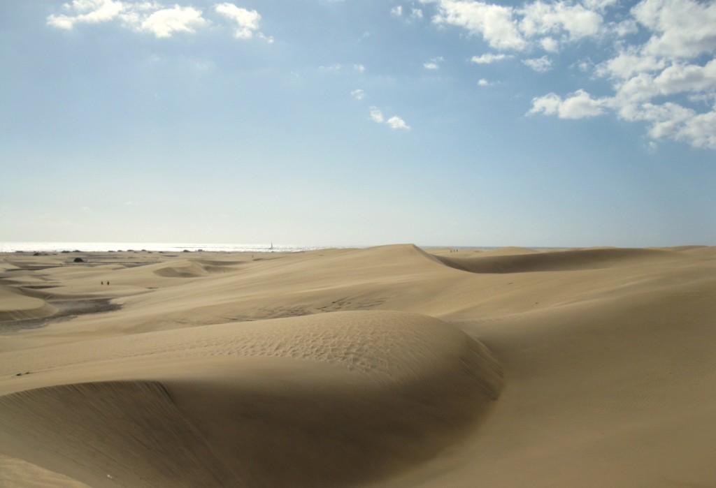 Gran Canaria, Duny - Kanárske ostrovy