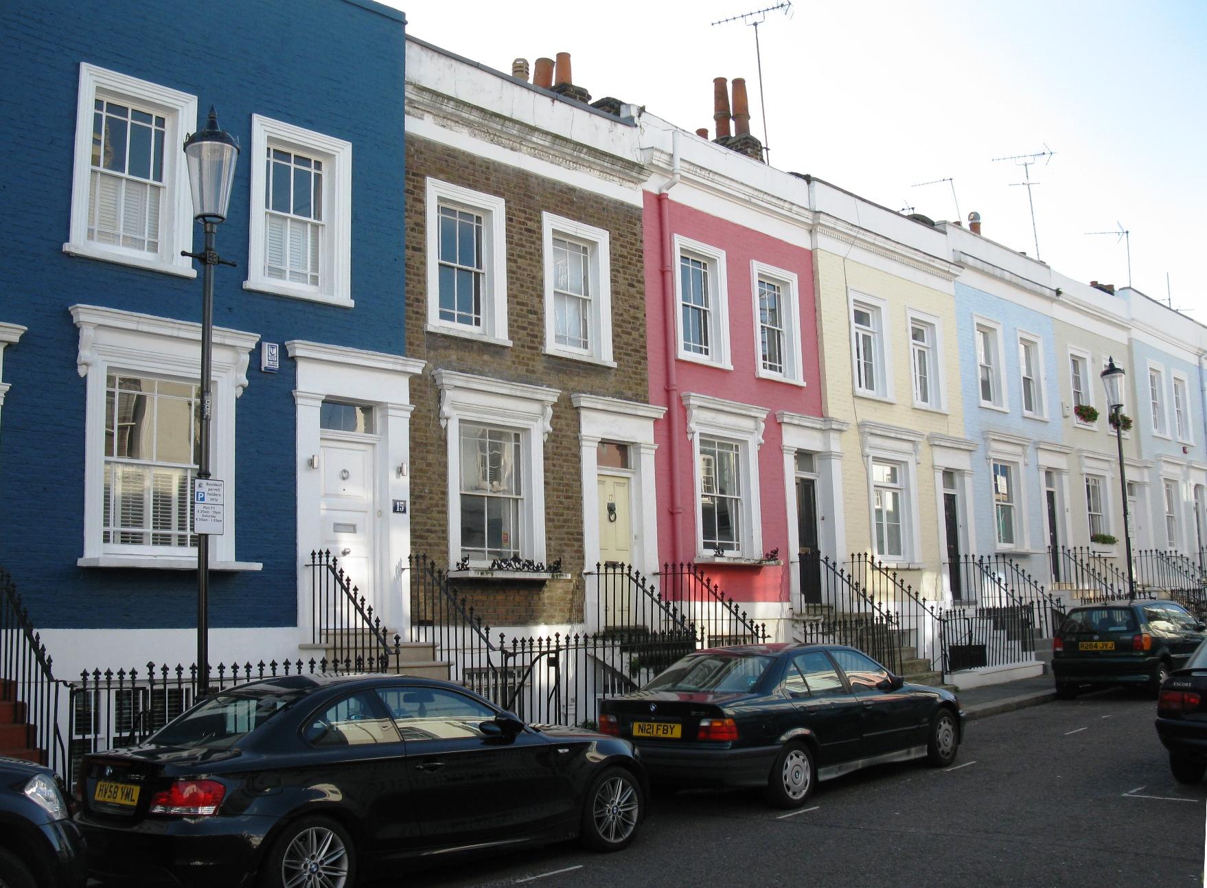 dom a ubytovanie po anglicky