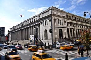 Pošta v New Yorku