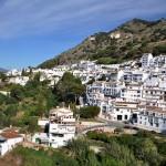 biele domy - Mijas