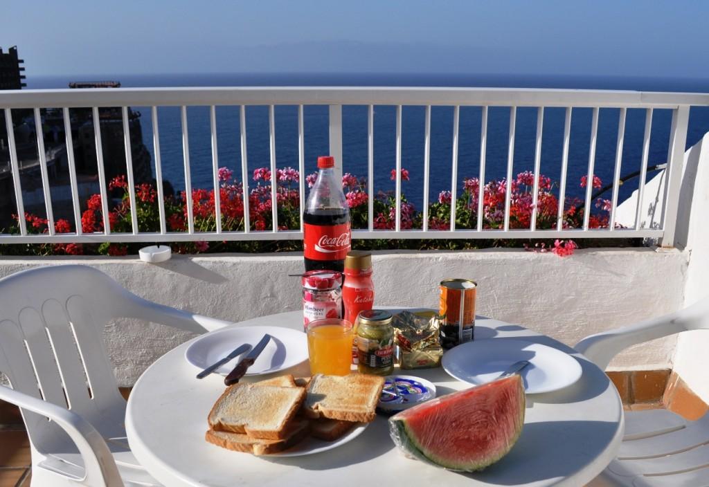 raňajky po španielsky