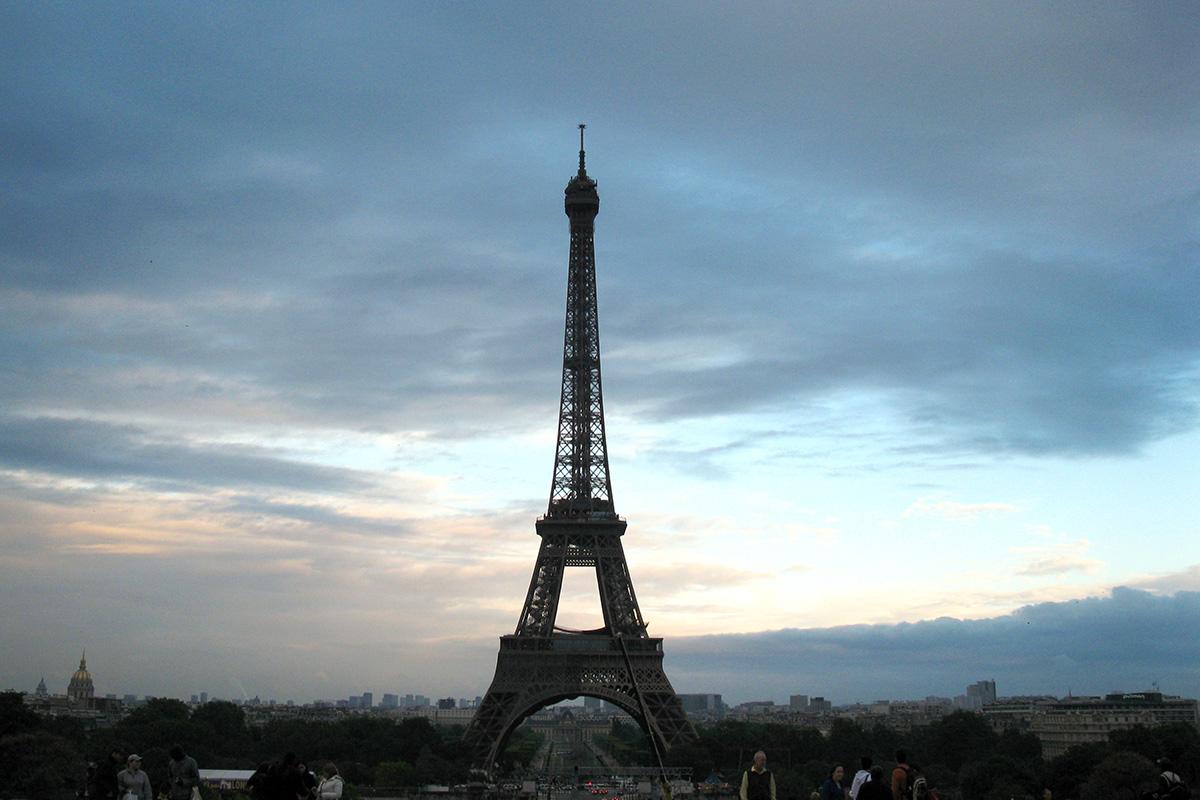 Francúzsko - Paríž, Eiffelova veža