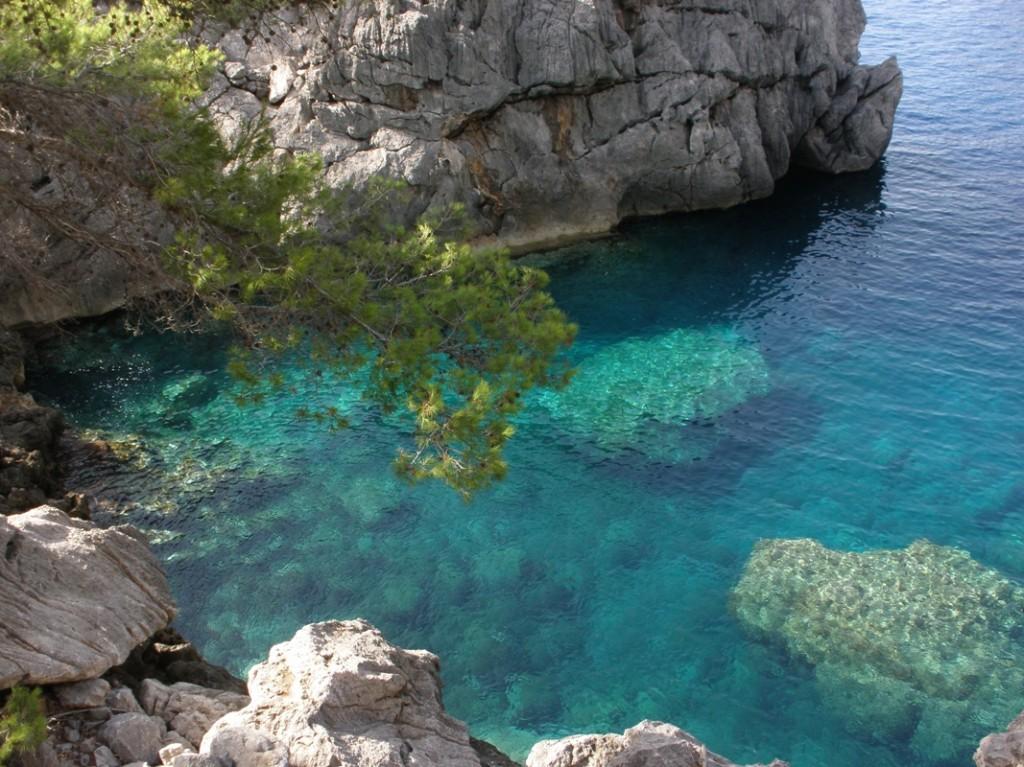 Najkrajšie pláže Mallorca