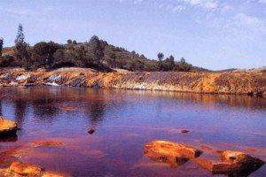 červená rieka - Rio Tinto