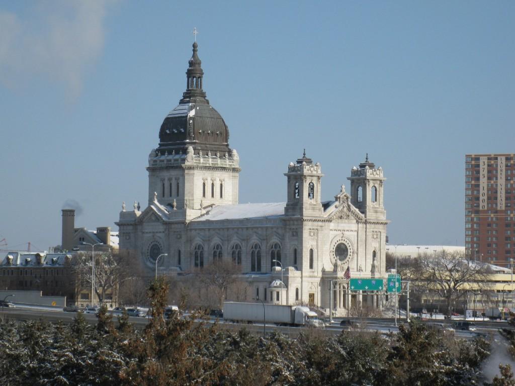 Minnesota, St. Paul katedrála