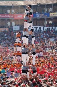 ľudský hrad - Tarragona