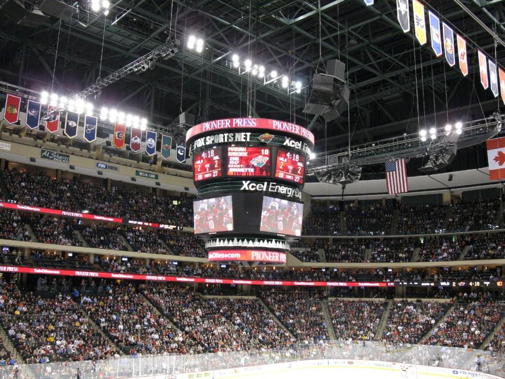 NHL (Minnesota vs. Calgary)