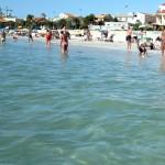 Alghero pláž