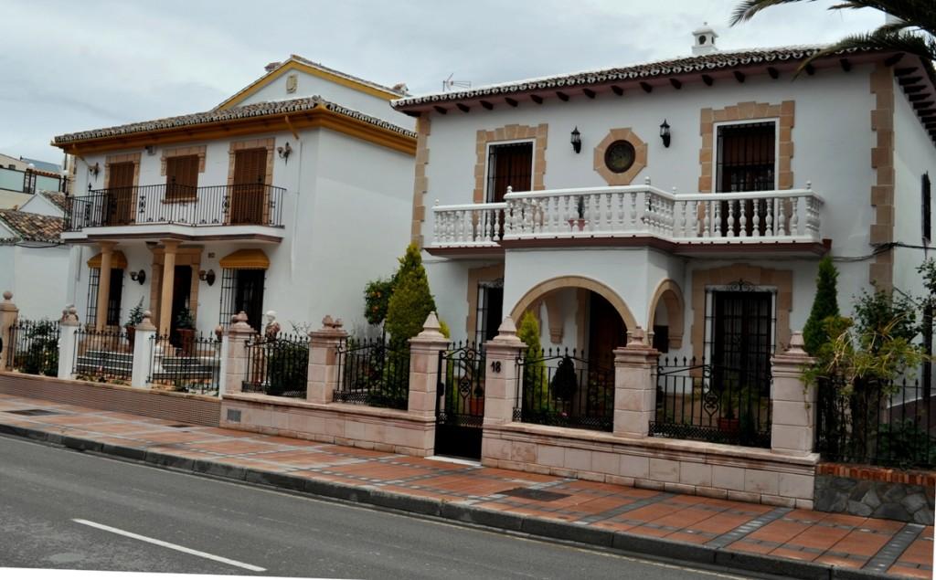 Ronda - andalúzske domčeky