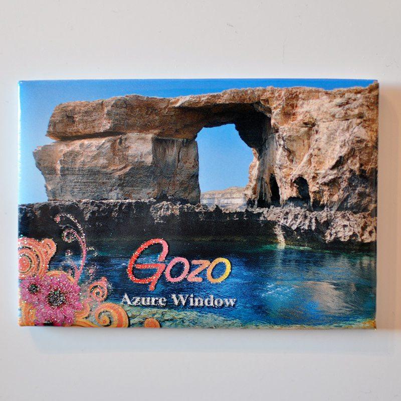 Magnetka z ostrova Gozo, Malta