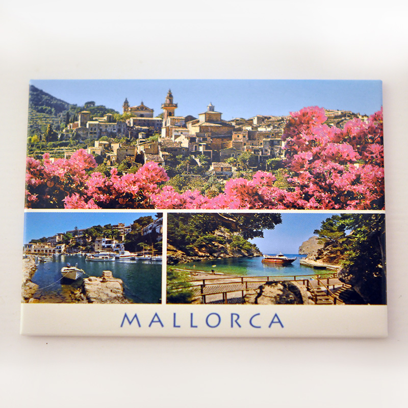 Španielsko, Malorka magnetky