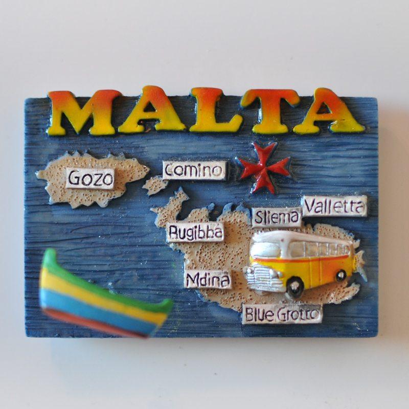Magnetka z Malty