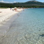 Maria Pia, pláž