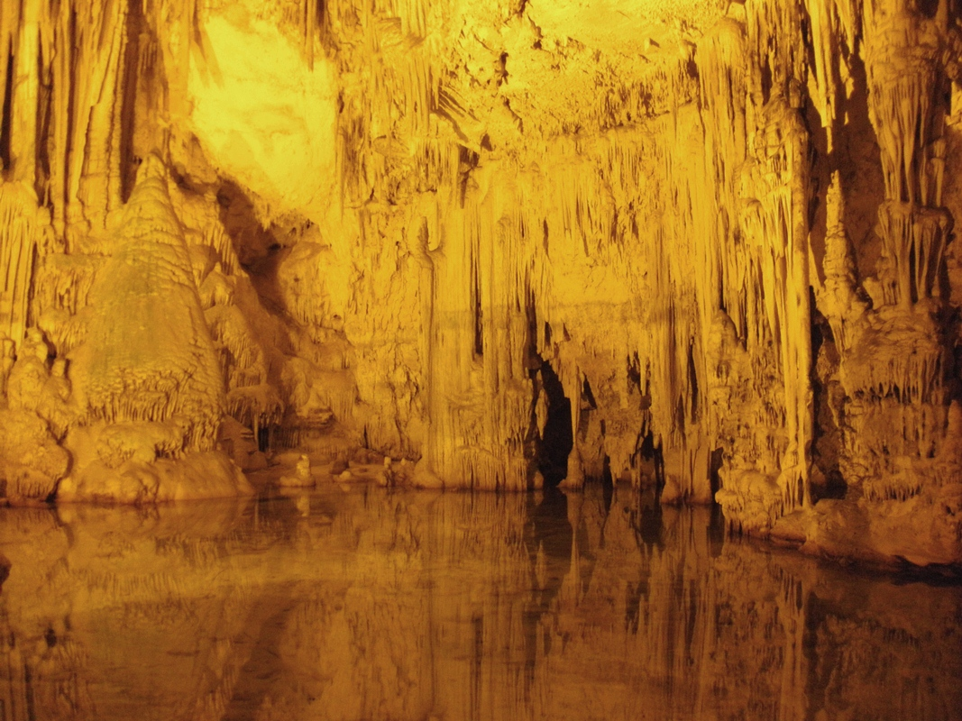Neptúnová jaskyňa