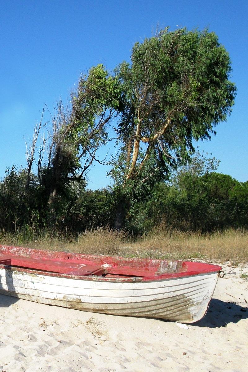 Pláž Mária Pia, Alghero