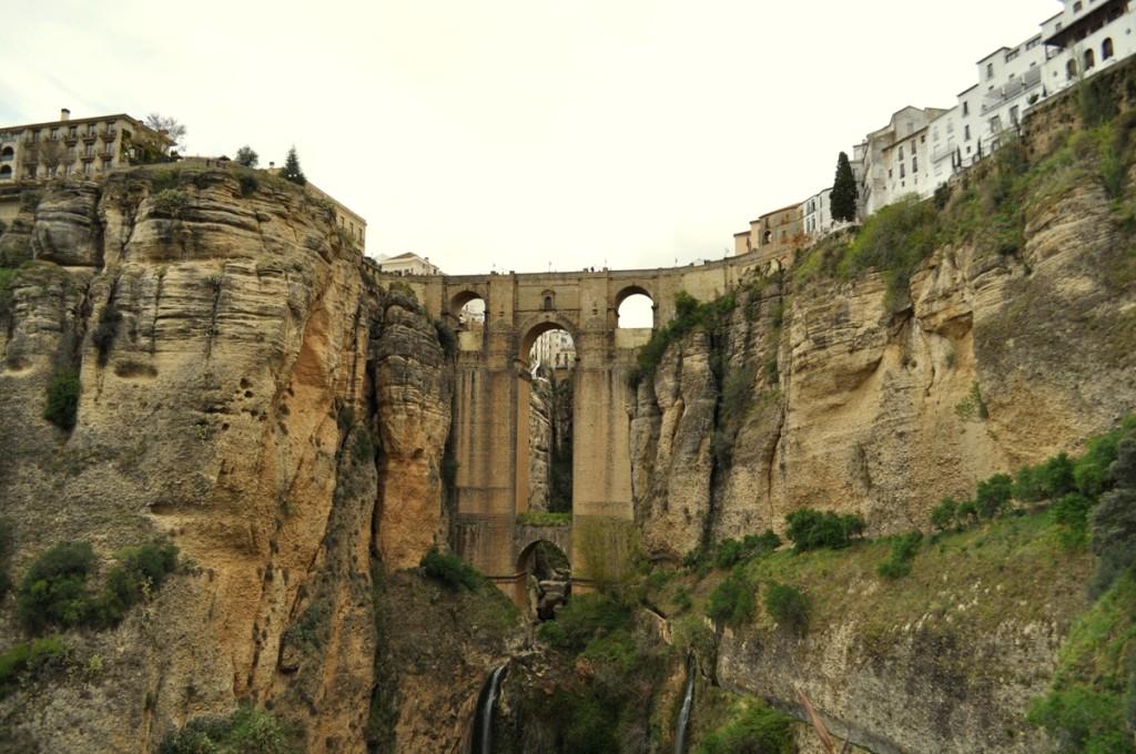 Ronda - most Puente nuevo