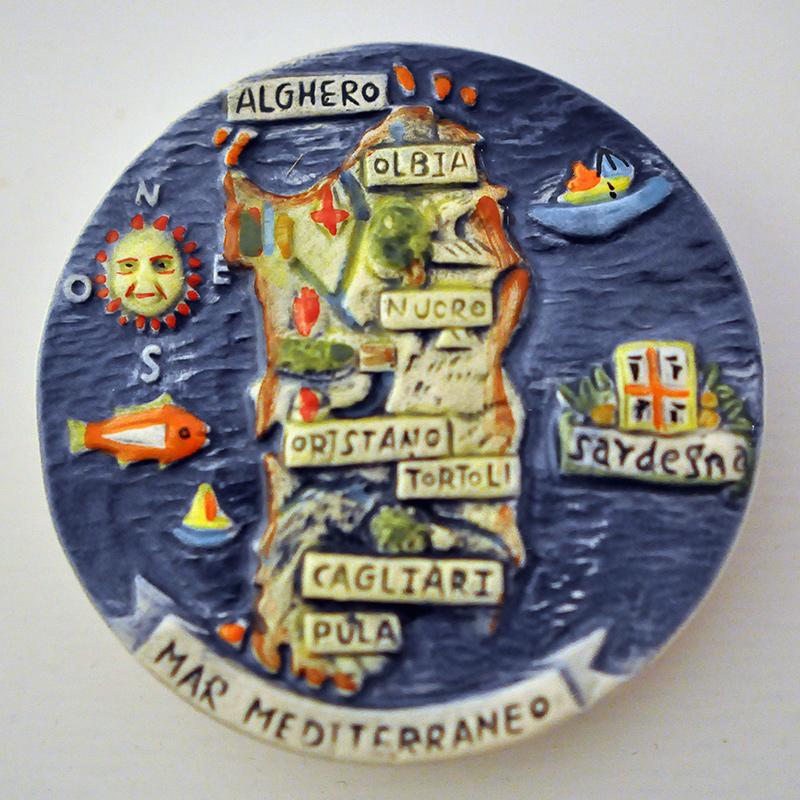 Taliansko, Sardínia magnetky