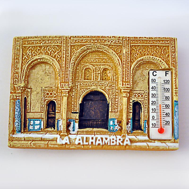 Španielsko, Alhambra magnetky