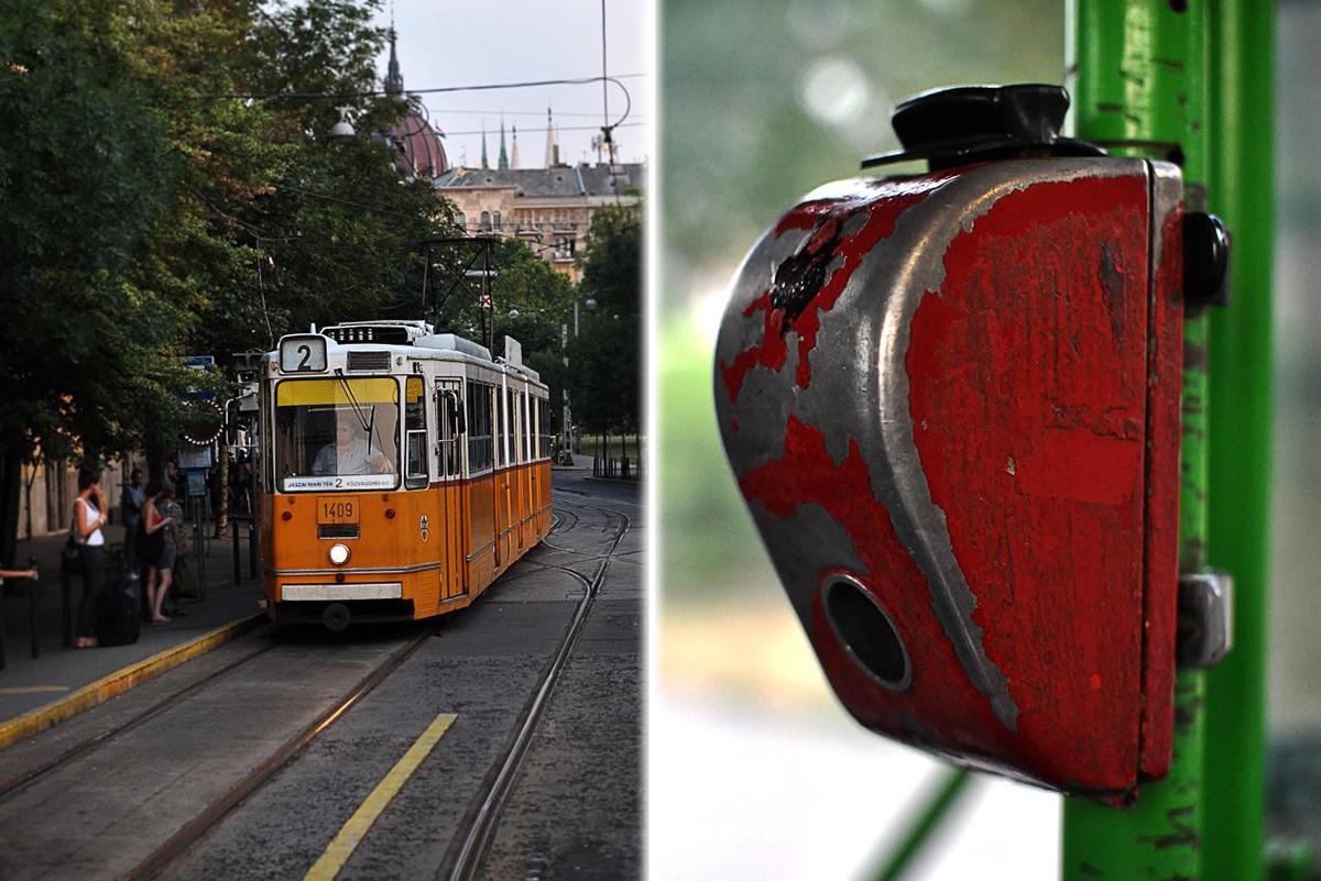 Budapešť - doprava
