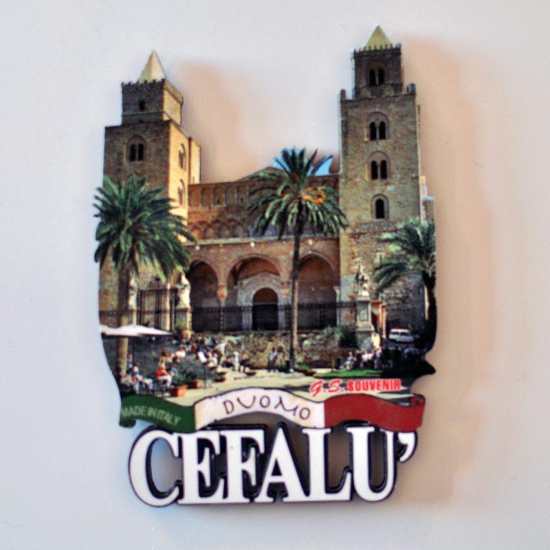 magnetka z Cefalu, Sicília