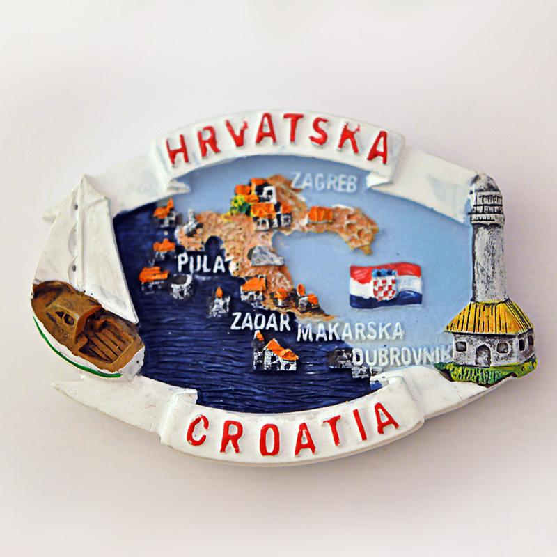 Chorvátsko magnetky