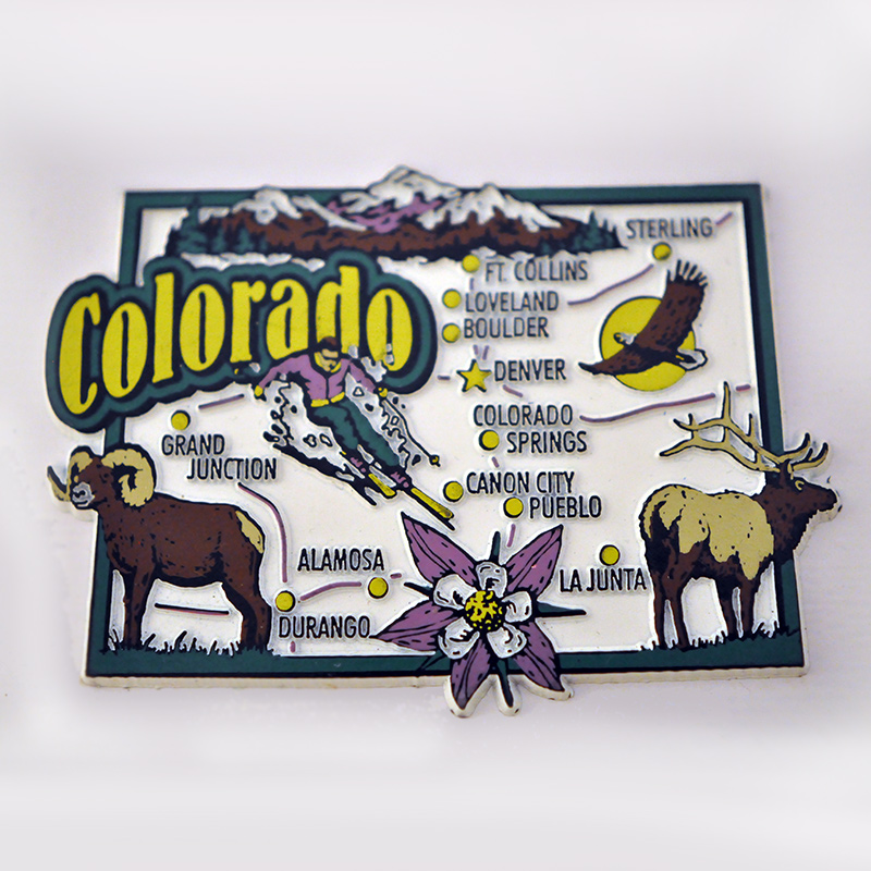 Colorado magnetky