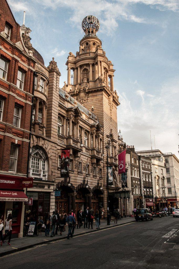 convent garden - Londýn