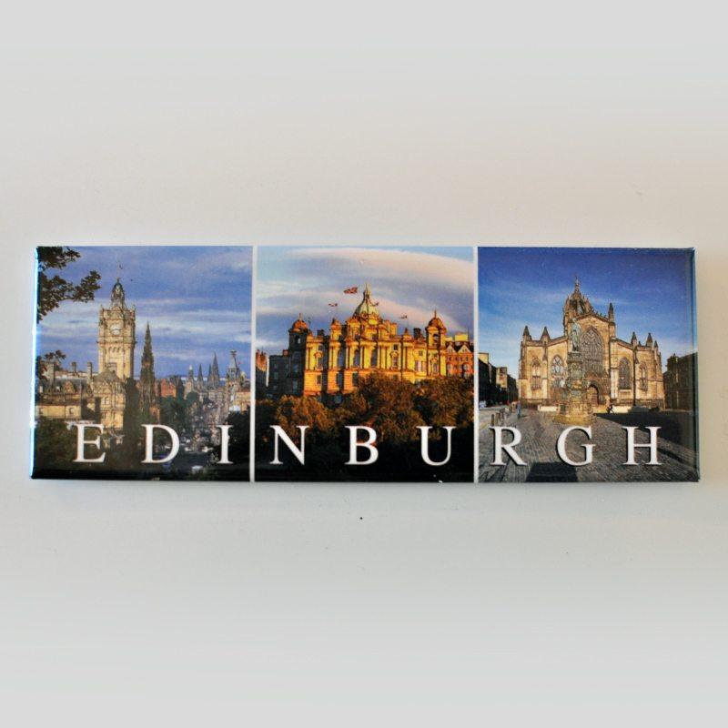 Magnetka z Edinburghu, Škótsko