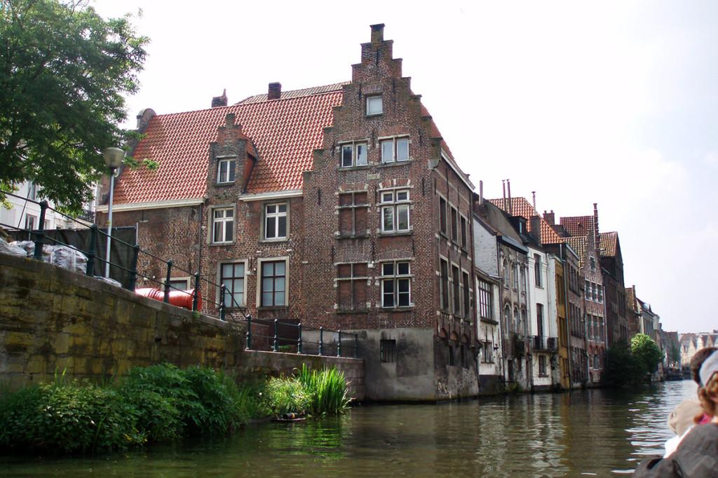 Gent domčeky