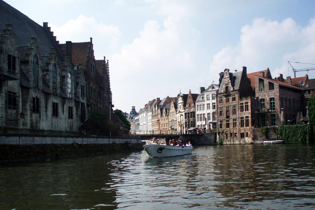 Gent výletná plavba