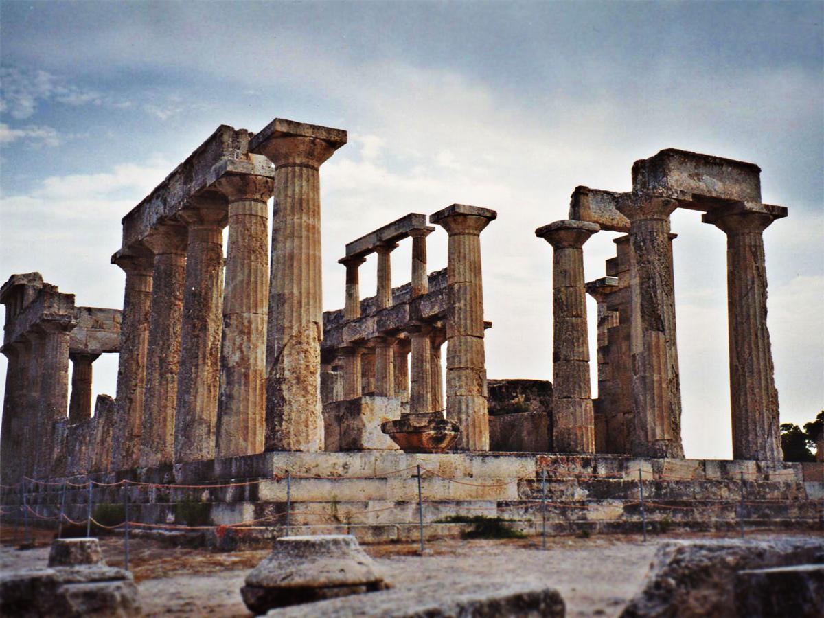 Grécko - zaujímavosti a acrchitektúra