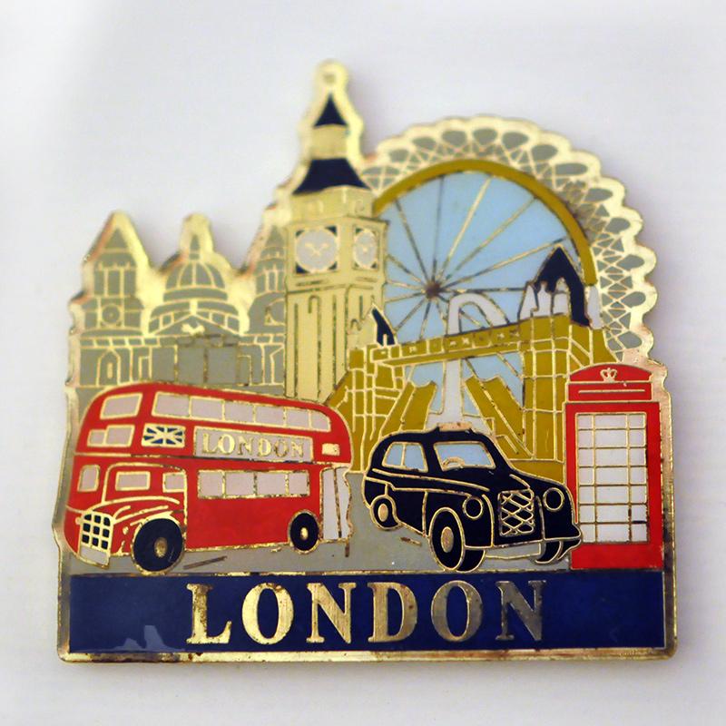 Londýn, UK magnetky