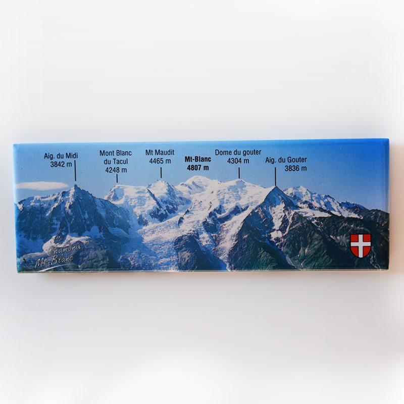 Chamonix a Mt. Blanc, Francúzsko