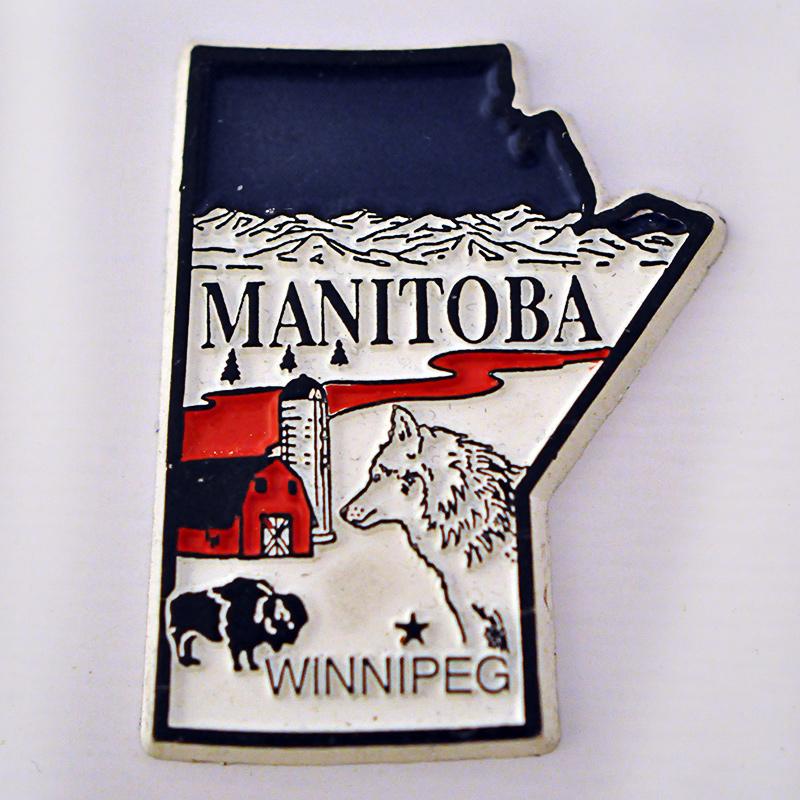 Manitoba magnetky