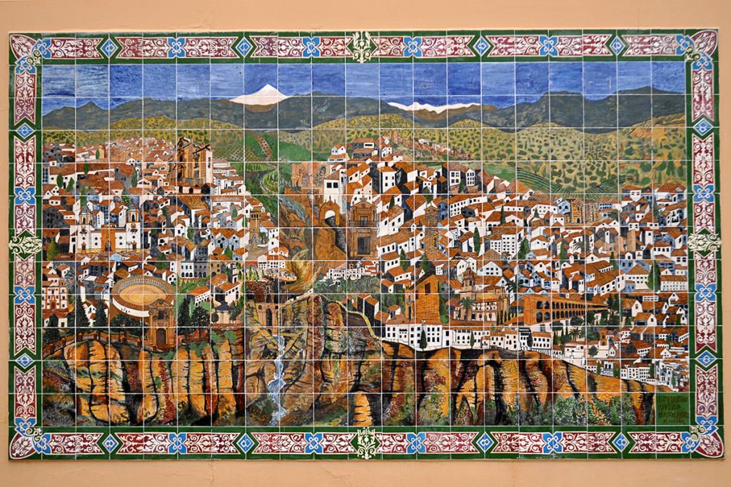 Ronda - mozaika