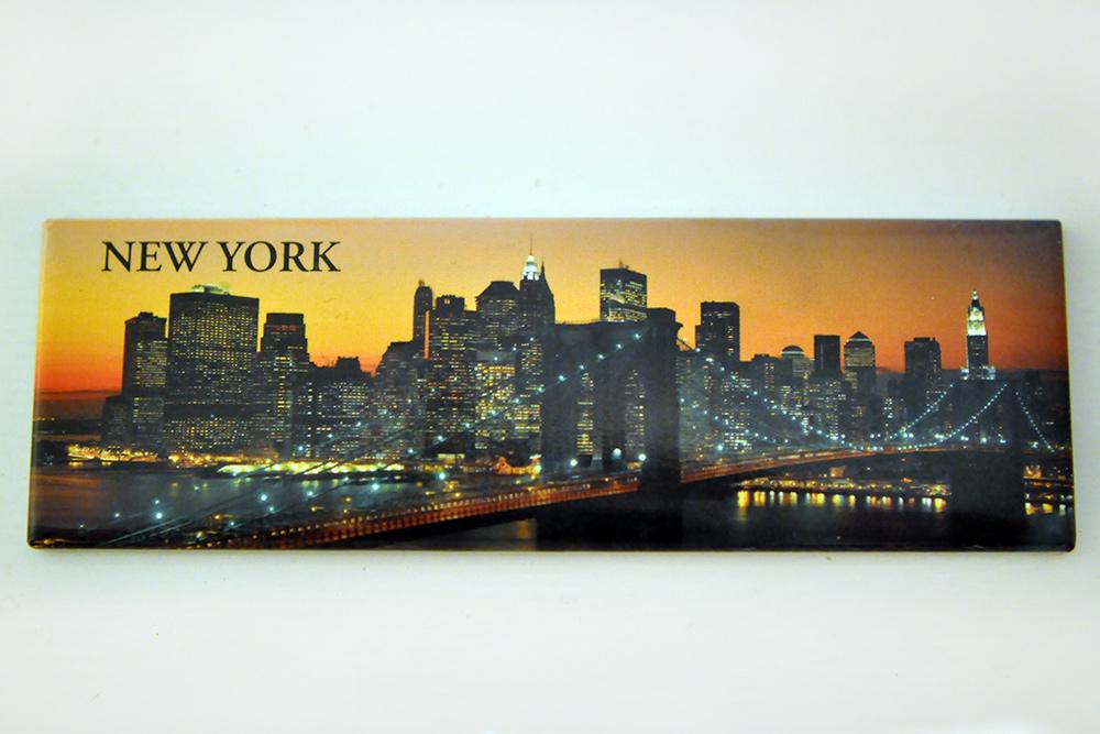 New York magnetky