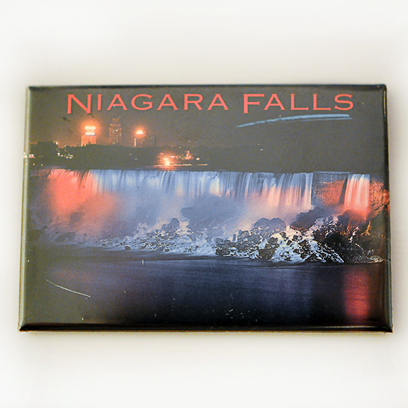 Niagarské vodopády magnetky