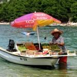 Plážový bufet - Makarská riviéra