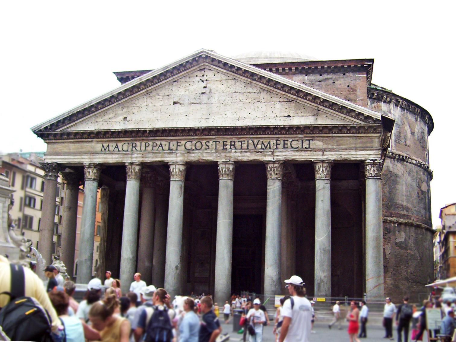 Pantheon v Ríme