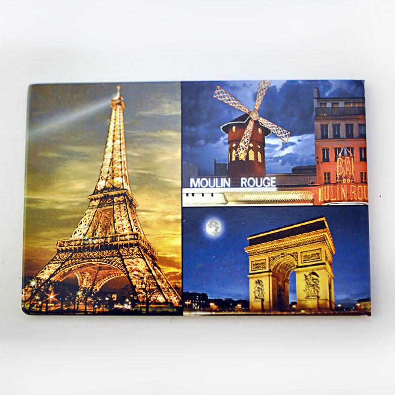 Paríž, Francúzsko magnetky