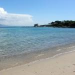 pláž Lazzaretto