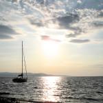 Chorvátsko - plachetnica