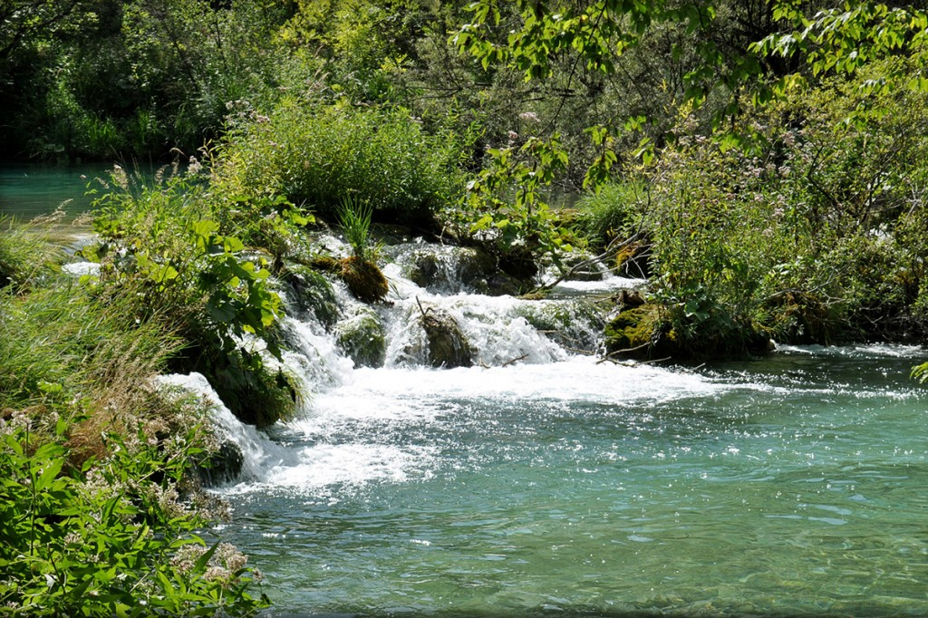 Plitvické jazerá a vodopády