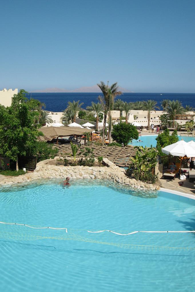 Hotel v Sharm el Sheikh