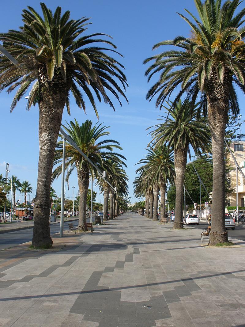 promenada Alghero