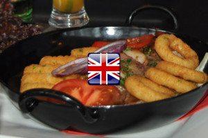 Reštaurácia a jedlo po anglicky | Restaurant