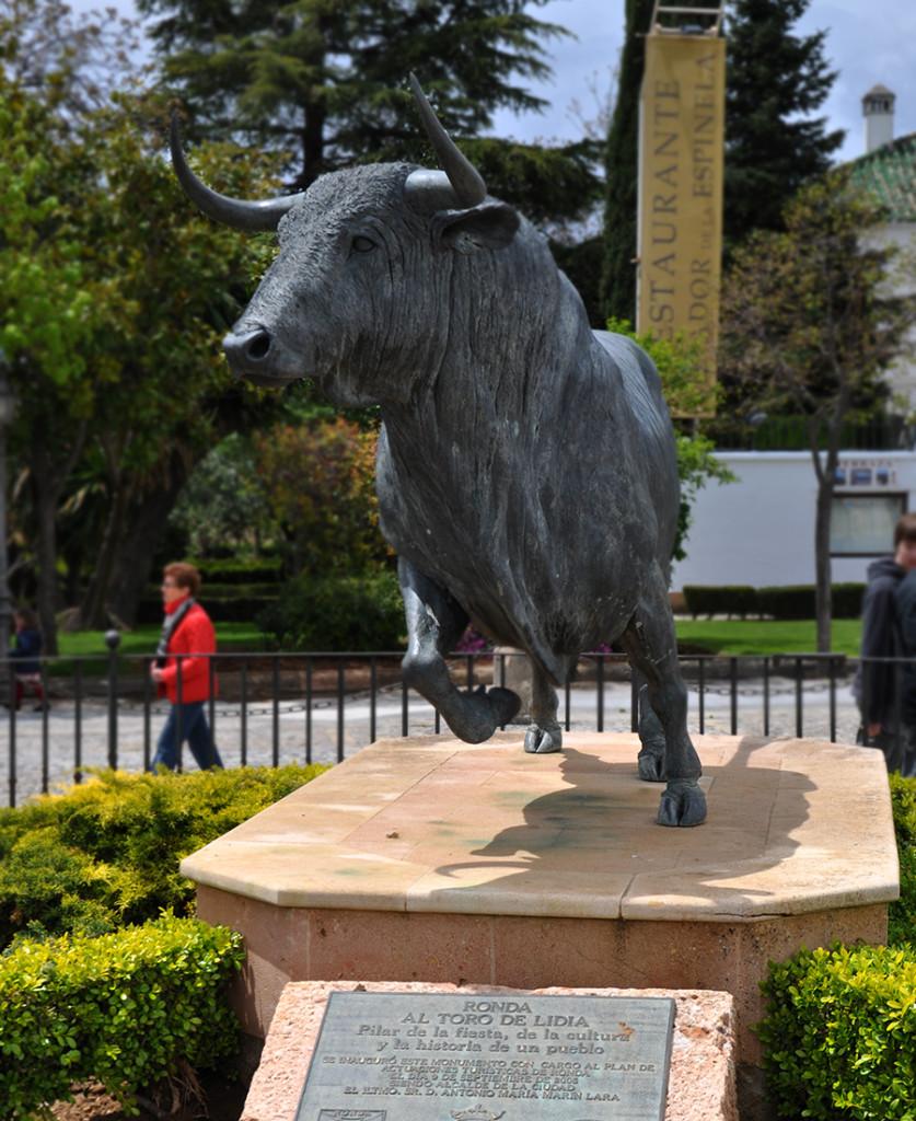 Španielsko, Ronda - corrida de torros