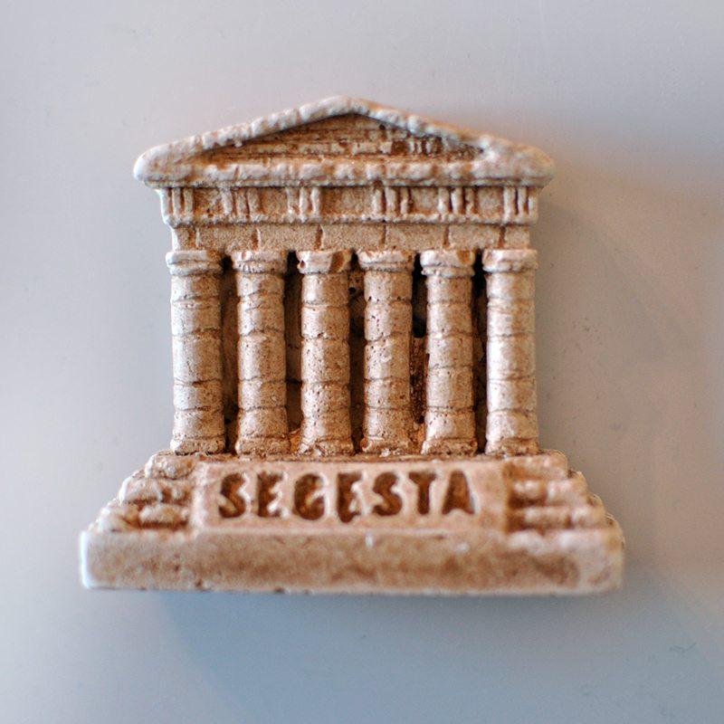 Magnetka zo Segesty, Sicília